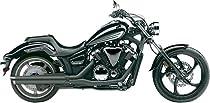 Cobra 4in. Slip-On - Black , Color: Black 2270B