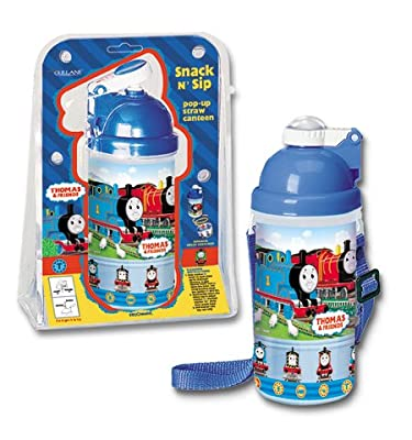 Thomas The Tank Snack N Sip Canteen By Pecoware from Pecoware