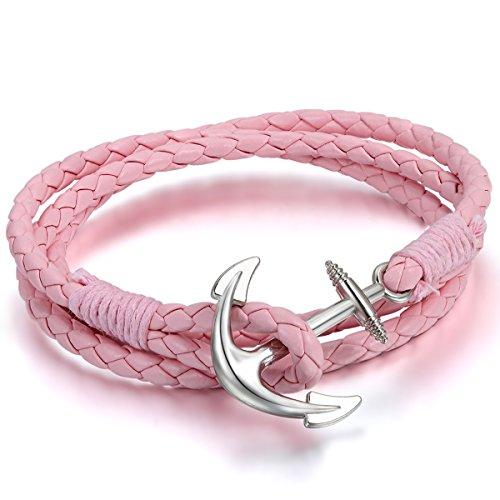 jewelrywe-gioielli-bracciale-da-uomo-donna-intrecciato-anchor-ancoraggio-braccialetto-pelle-lega-pin
