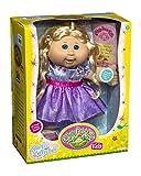 Original Cabbage Patch kids Sparkle Collection (Blonde Purple Dress)