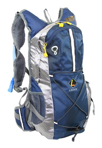 Ledge Jem Hydration Pack System (Blue)