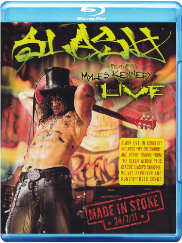 Slash featuring Myles Kennedy - Live - Made in Stoke 24/7/11