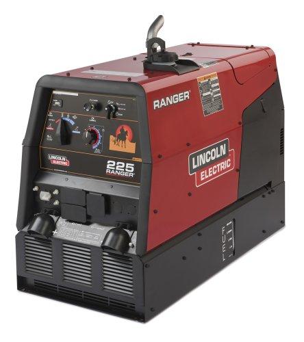 - Lincoln Electric Ranger 225 Welder/Generator - 10,500 Watts, Model# K2857-1 (Lincoln Valve Core compare prices)