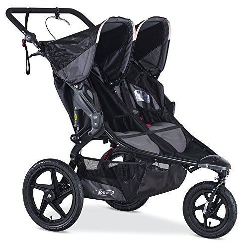 Why Choose BOB 2016 Revolution PRO Duallie Stroller, Black