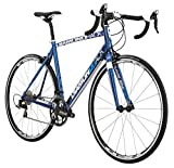 Diamondback Bicycles 2015 Century 2 Complete Road Bike, 52cm/Small, Blue