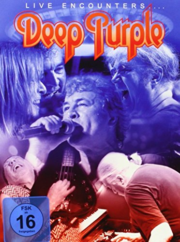 Deep Purple - Live Encounters (2 cd + 1 dvd)