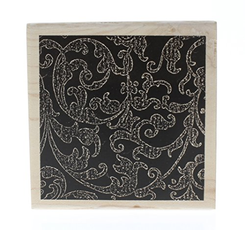 stampington-and-co-paisley-print-wallpaper-background-wood-mount-rubber-stamp