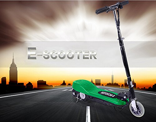 Zupapa Electric Scooters Motorized Scooter Bike Green
