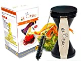 iFit Spiral Slicer, Vegetable Spiralizer, Zucchini Noodle Cutter and Spaghetti Pasta Maker