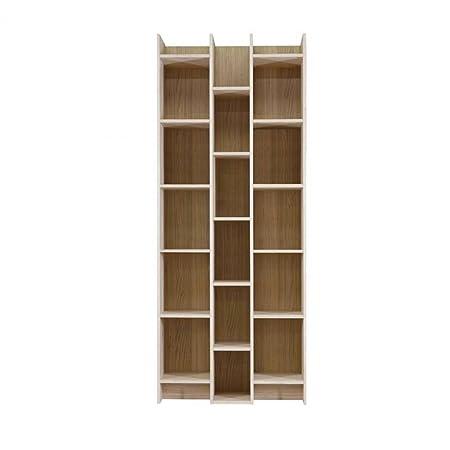 Libreria design 3colonne Klasina bianco