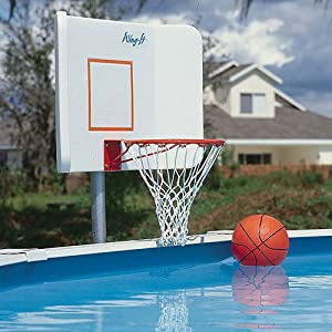 Pool Shot Wing It Swimming Pool Basketball Hoop For Above Ground Pools Sports