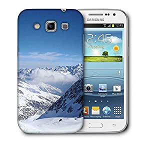 Snoogg Snow Area Printed Protective Phone Back Case Cover For Samsung Galaxy Samsung Galaxy Win I8550 / S IIIIII