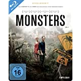 "Monsters (Limited Steelbook Edition) [Blu-ray]von ""Scoot McNairy"""