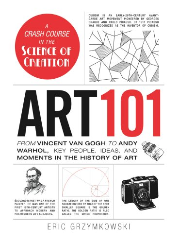 Art 101: From Vincent Van Gogh To Andy Warhol, Key People, Ideas, And Moments In The History Of Art front-987925