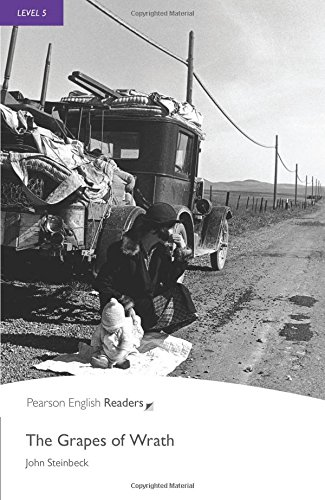 Penguin Readers Level 5 The Grapes of Wrath (Pearson English Graded Readers)
