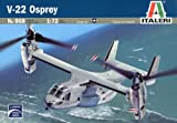 1/72 アメリカ航空機 ベル/ボーイングV-22オスプレイ Osprey 世界初の実用型ティルトローター機 No.068