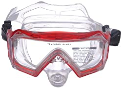 Vector X Silicone Viva 900 Diving Mask
