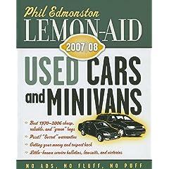 Lemon-Aid: Used Cars and Minivans 2007-08 Phil Edmonston