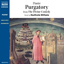 Purgatory: From The Divine Comedy Audiobook by Dante Alighieri Narrated by Heathcote Williams