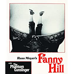 Russ Meyer's Fanny Hill + The Phantom Gunslinger (Blu-ray + DVD Combo)