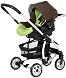 Hauck Malibu All-in-One Travel System (Coffee/Kiwi)