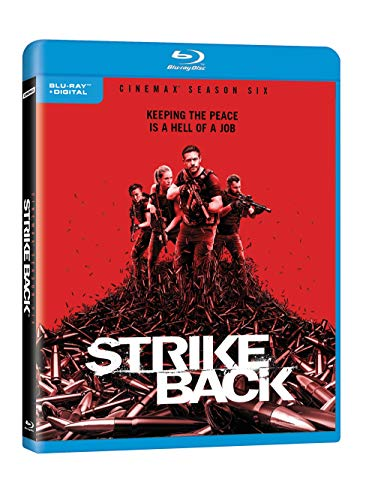 Blu-ray : Strike Back: Season 6 (2 Discos)