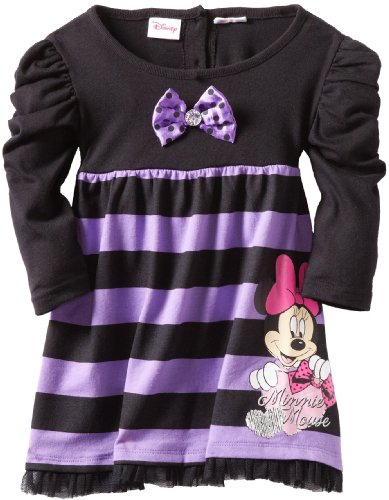 Toddler Minnie Mouse Dress front-4949