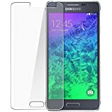 Totelec Tempered Glass Screen Guard For Samsung Galaxy A5