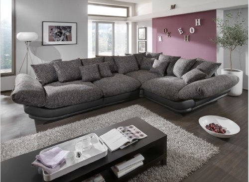 ecksofa big inspirierendes design f r wohnm bel. Black Bedroom Furniture Sets. Home Design Ideas