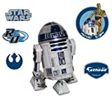 51Acs ly6%2BL. SL160  Star Wars R2 D2 Wall Decal
