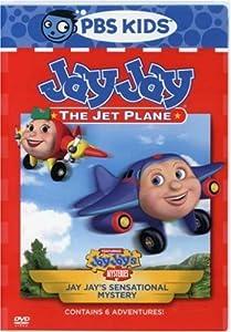 Jay Jay the Jet Plane - Jay Jay's Sensational Mystery