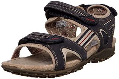 geox donna sandal strel d1125c05415c4002 damen sandalen outdoor sandalen blau navy c4002 eu. Black Bedroom Furniture Sets. Home Design Ideas