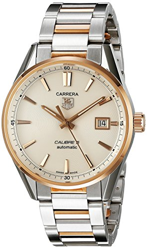 TAG-Heuer-Mens-WAR215DBD0784-Analog-Display-Swiss-Automatic-Two-Tone-Watch