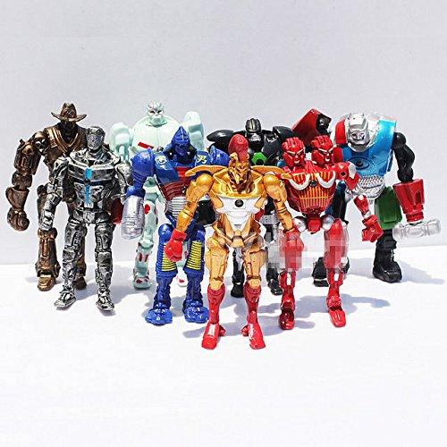 8x-real-steel-movie-atom-noisy-boy-midas-twin-cities-zeus-pvc-action-figure