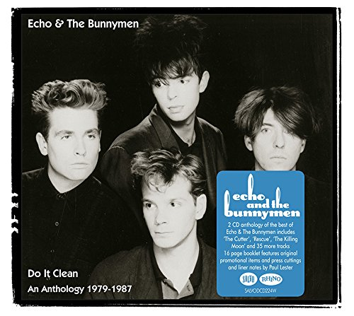 Echo & The Bunnymen - Do It Clean: An Anthology 1979-1987 - Echo & The Bunnymen - Zortam Music