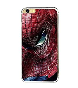 Printvisa Spider Man In Action Back Case Cover for Apple iPhone 6::Apple iPhone 6S