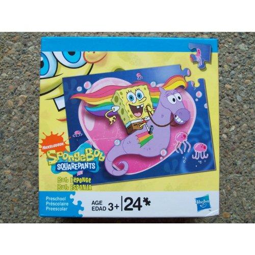 Cheap Hasbro Nickelodeon 24 Piece Puzzle – Spongebob Squarepants (B003ZQ8CTM)