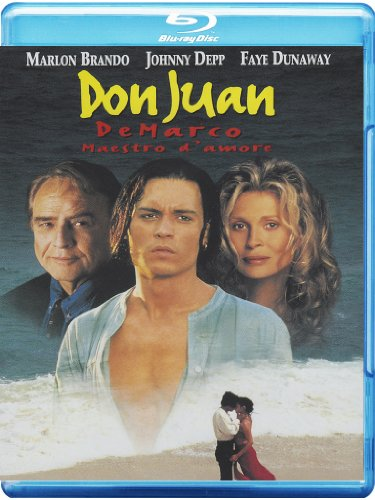 Don Juan De Marco - Maestro d'amore [Blu-ray] [IT Import]