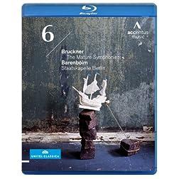 Bruckner; Barenboim [Blu-ray]