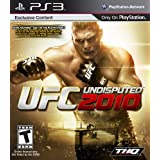 UFC Undisputed 2010 - Playstation 3