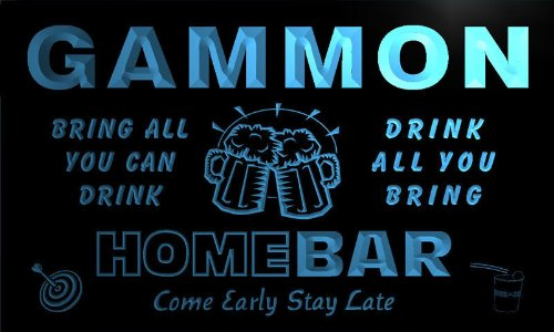 q15901-b-gammon-family-name-home-bar-beer-mug-cheers-neon-light-sign