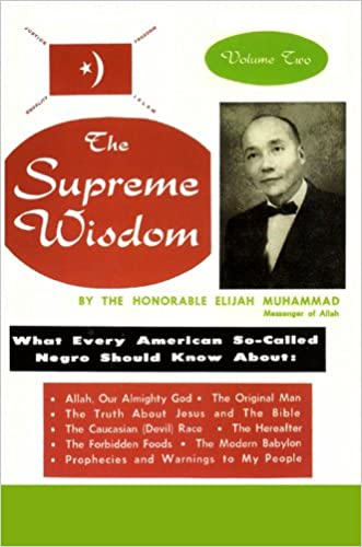 THE SUPREME WISDOM - What Every American So-Called Negro Should Know About - Vol. 2