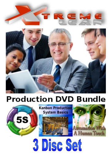 Xtreme Lean Production DVD Bundle