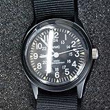 [ミリタリーウォッチカンパニー]MWC Military Watch Company W-113QTZOL CLASSIC RANGE QUARTZ WATCH ミリタリーウォッチ 腕時計BLACK