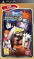 Naruto Shippuden : ultimate Ninja heroes 3 - collection essentiels