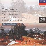Tchaikovsky: Piano Concerto Nos. 1-3/Violin Concerto (2 CDs)
