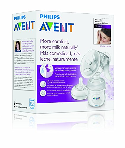 Philips Avent Manual Comfort Breast Pump ( 2PK )
