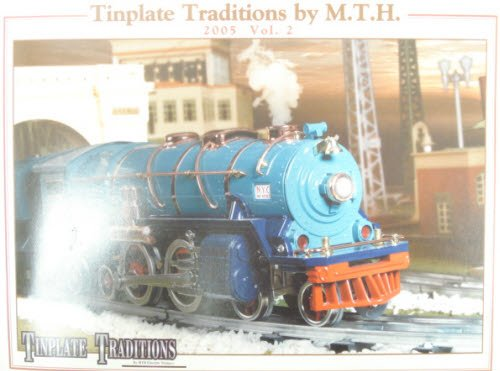 MTH 2005 V2 Tinplate Traditions Product Catalog - 1