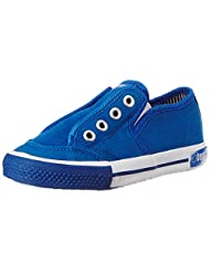 Beanz Boy's Moc Slip Canvas Sneakers