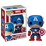 Captain America Pop! Heroes - Marvel Universe - Vinyl Figure
